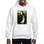 Mona's Bernese Mt. Dog Hooded Sweatshirt