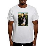 Mona's Bernese Mt. Dog Light T-Shirt