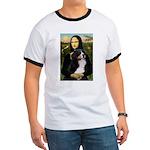 Mona's Bernese Mt. Dog Ringer T