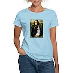 Mona's Bernese Mt. Dog Women's Light T-Shirt