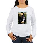 Mona's Bernese Mt. Dog Women's Long Sleeve T-Shir