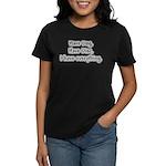 Have Dog,Disc Women's Dark T-Shirt