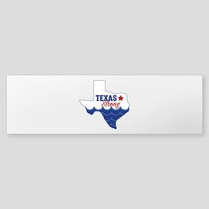 Texas Strong (bumper 10 Pk) Bumper Sticker