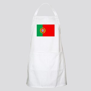 Portuguese Flag of Portugal BBQ Apron