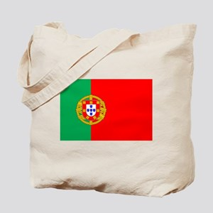 Portuguese Flag of Portugal Tote Bag