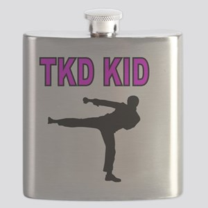 TKD KID Flask
