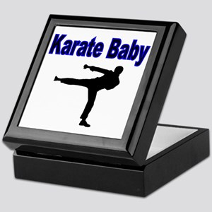 Karate Baby 2 Keepsake Box