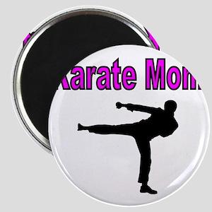 KARATE MOM 2 Magnet