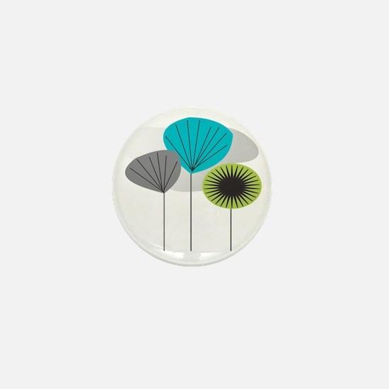 MCM 5 canvas Mini Button