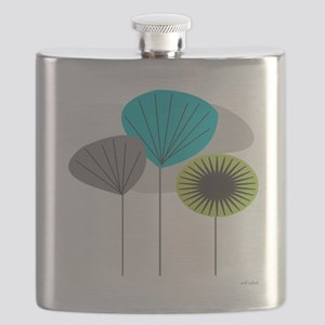 MCM 5 canvas Flask