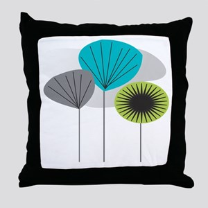 MCM 5 canvas Throw Pillow