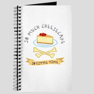 Cheesecake Lover Journal