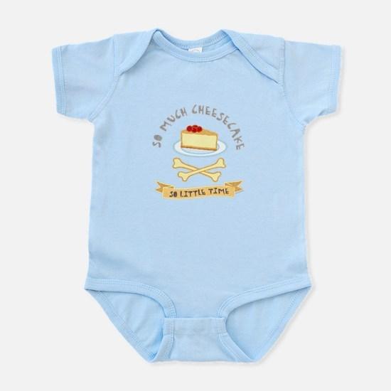 Cheesecake Lover Infant Bodysuit