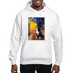 Cafe & Bernese Hooded Sweatshirt
