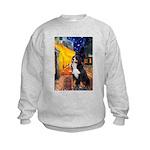 Cafe & Bernese Kids Sweatshirt