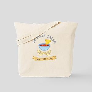 Salsa Lover Tote Bag