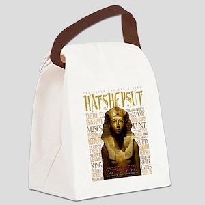 Hatshepsut Tech Canvas Lunch Bag