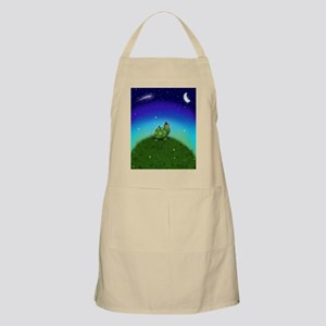 Turtle Moon and Stars (lunch) Apron