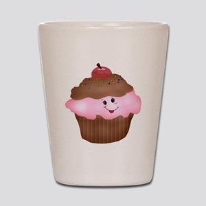 Sweet Cupcake Shot Glass