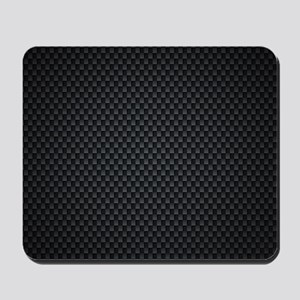 Carbon Mesh Pattern Mousepad