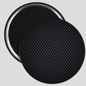 Carbon Mesh Pattern Magnet