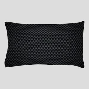 Carbon Mesh Pattern Pillow Case