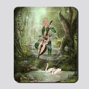 The Elven Forest Mousepad