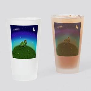 Turtle Hill Drinking Glass