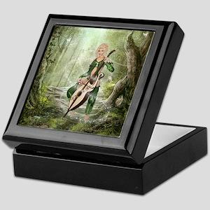 The Elven Forest Keepsake Box