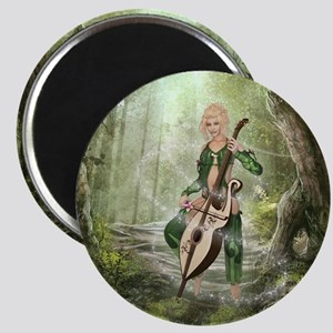 The Elven Forest Magnet