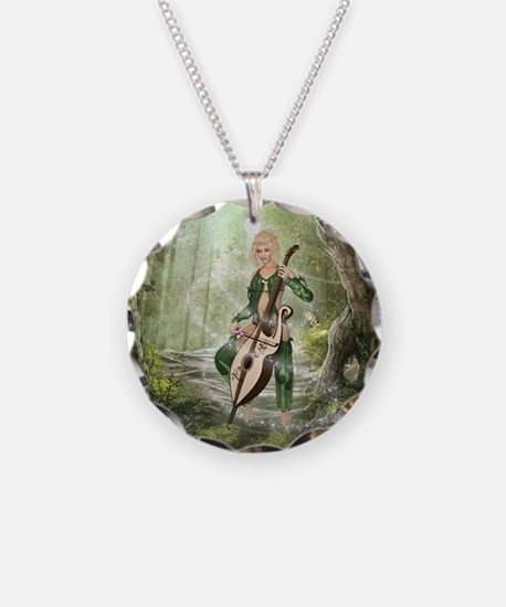 The Elven Forest Necklace