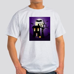 Haunted house Fun Light T-Shirt