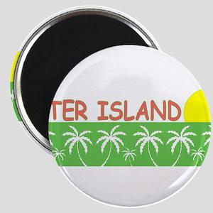 Peter Island, B.V.I. Magnet