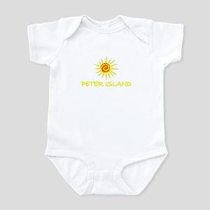 Peter Island, B.V.I. Infant Bodysuit