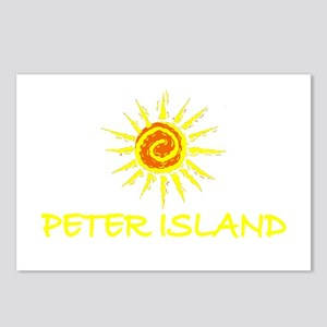 Peter Island, B.V.I. Postcards (Package of 8)
