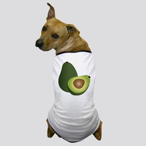 Avocado Guacamole Dog T-Shirt