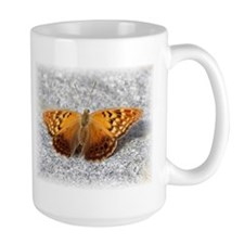 Tawny Emperor Butterfly Large Mug