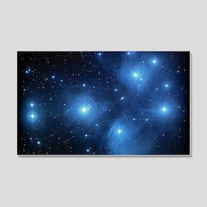 Sweet OM Pleiades pillowcase 20x12 Wall Decal