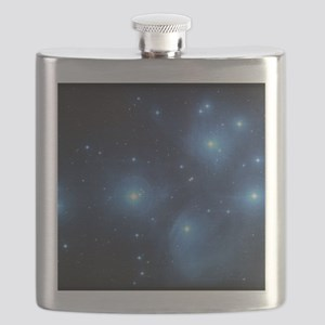 Sweet OM Pleiades pillowcase Flask