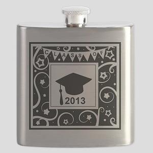 Class of 2013 Graduate Flask