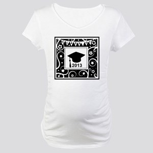 Class of 2013 Graduate Maternity T-Shirt