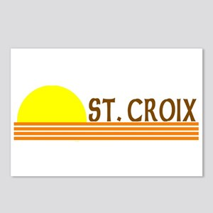 St. Croix, USVI Postcards (Package of 8)
