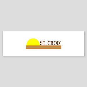 St. Croix, USVI Bumper Sticker