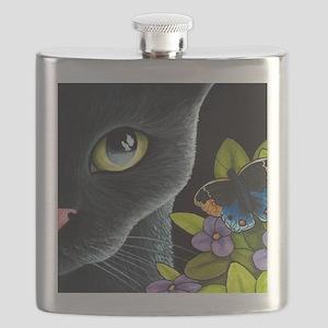 Cat 557 Flask