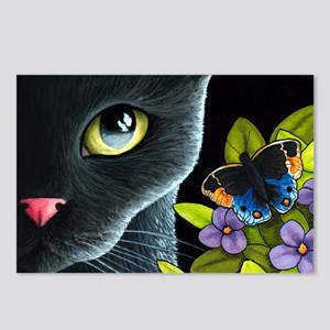 Cat 557 Postcards (Package of 8)