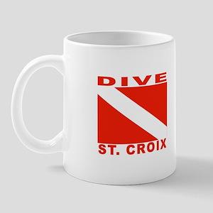 Dive St. Croix, USVI Mug