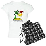 Hawaii christmas T-Shirt / Pajams Pants