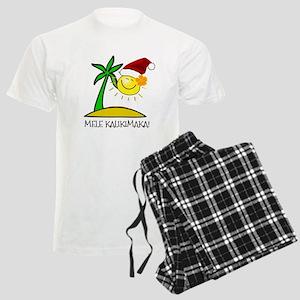 Hawaiian Christmas - Mele Kalikimaka Pajamas