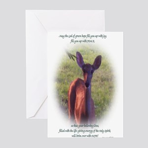 Peace and Hope Greeting Cards