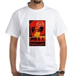 Obey the Papillon! one-sided T-Shirt